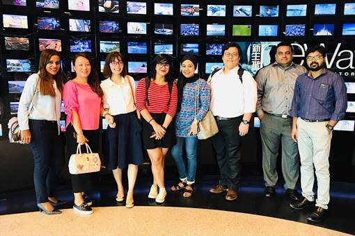 Lsbf Singapore Students theNEWater